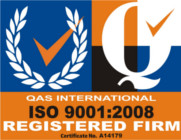 A 9001 registered company